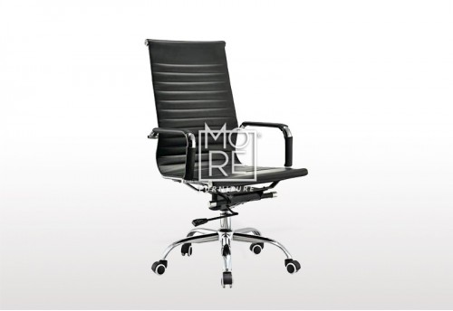 DB Thin PU Leather Office Chair
