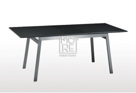 Stella 1.9m~2.4m Extension Dining Table with Stainless Legs