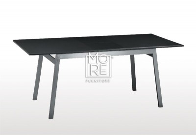 Stella Extension 1.9m~2.4m Dining Table with Stainless Legs