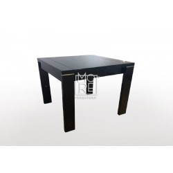 Edgewood High Gloss Lamp Table Black