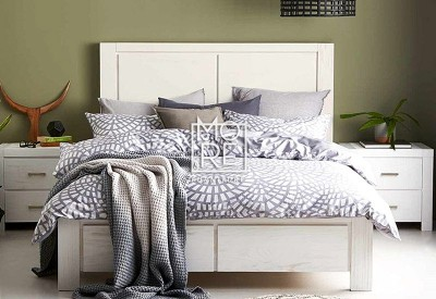 Reef Pine Timber Bed Frame
