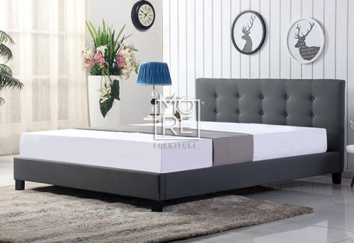 DB New Classic Fabric Bed