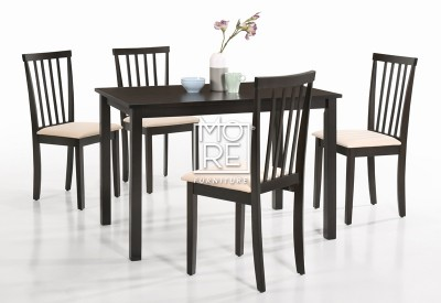 DB Simple Wooden Dining Suite