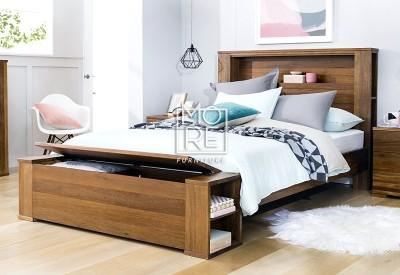 Yarra American Hardwood Bed Frame