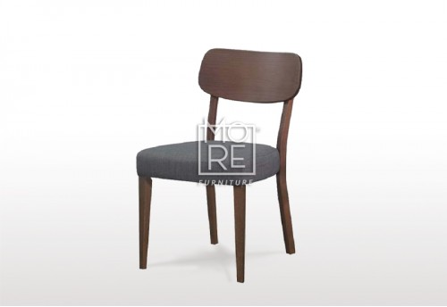 Megan Timber Dining Chair