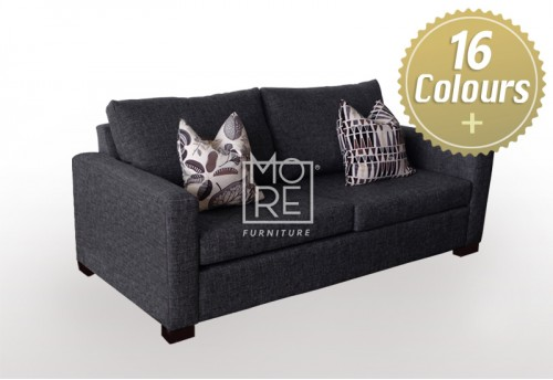 LG SB 2.5 Seater (1.8m) Premium Fabric Sofa (Custom Made)