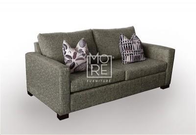 LG SB 2.5 Seater (2m) Premium Fabric Sofa (Custom Made)