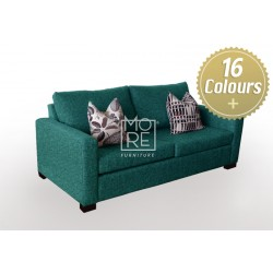 LG SB 2.5 Seater (2.2m) Premium Fabric Sofa (Custom Made)