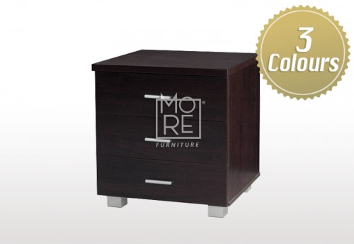EVE CD MDF Bedside Table
