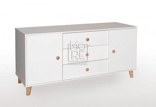 EVE Acacia Buffet White