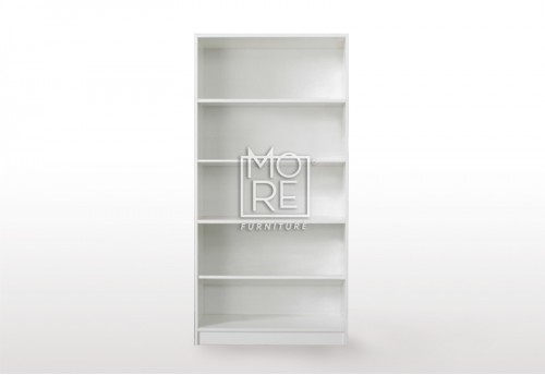 EVE MS MDF Bookshelf White