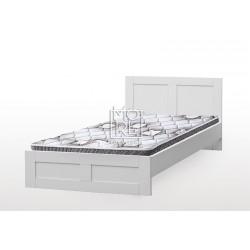 EVE ECCO MDF Bed Frame White