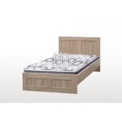 EVE ECCO MDF Bed Frame Oak