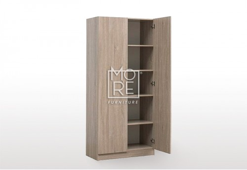 EVE MS 800 MDF Pantry Oak