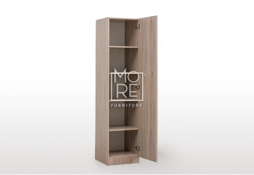 EVE MS 400 MDF Pantry Oak