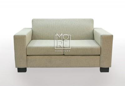 LG HB 2 Seater Premium Fabric Sofa (Custom Made)