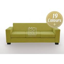 LG HB 3 Seater Premium Fabric Sofa (Custom Made)