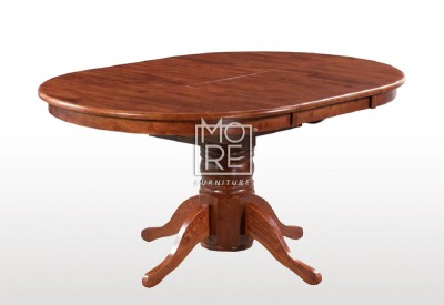 Lismore (Miller) Extension Timber 1.1m~1.5m Round Dining Table