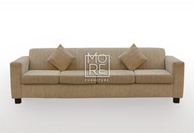 LG HB 4 Seater Fabric Sofa (Custom Made)