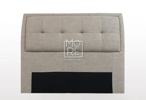 C03 Mirage Fabric  Bedhead Cement