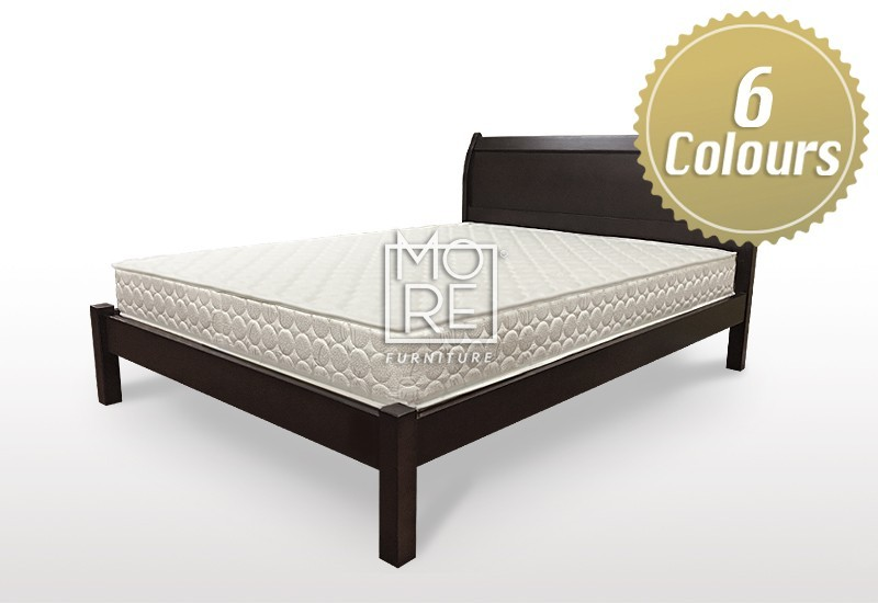Linda Custom Made Nz Pine Timber Bed, Custom Made Queen Size Bed Frame