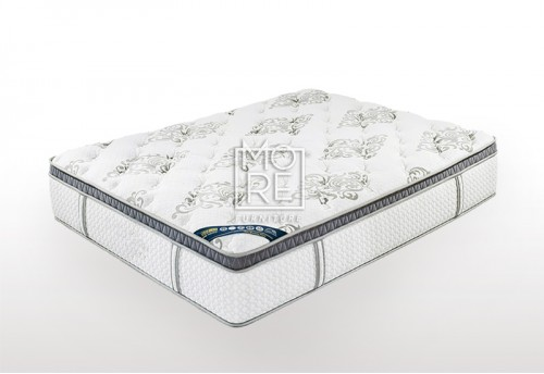 MM Oslo Medium Firm Gel Memory Foam Pillow Top Mattress