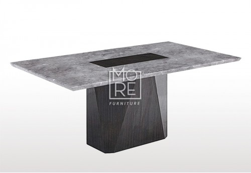 MM Lyon Marble 1.8m Dining Table