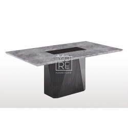 MM Lyon Marble 2m Dining Table