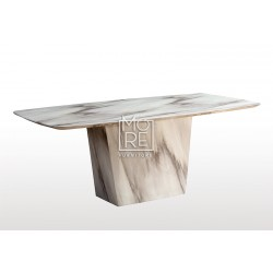 MM Sogne Marble 2m Dining Table