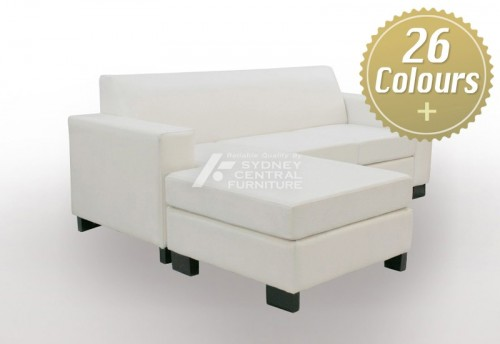 LG Principle HB 3 Seater Chaise (Sydney Custom Made)