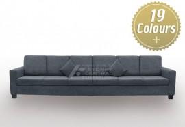 LG HB 2 Seater Fabric Sofa (Custom Made)