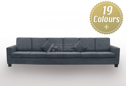 LG HB 2 Seater Fabric Sofa (Custom Made)