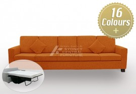 LG SB 5 Seater Premium Fabric Sofa (Custom Made)