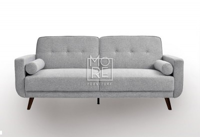 DB New Fabric Luxury 3 Seater Sofa Bed