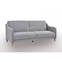 DB Simple 2 Seater(2m) Fabric Sofa Bed