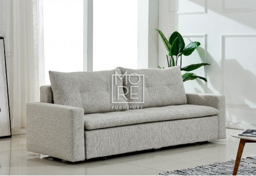 DB New Luxury Storage Fabric Sofa Bed(1.9m)
