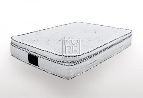 Dulcette Royalty Plush Soft Latex Top Mattress