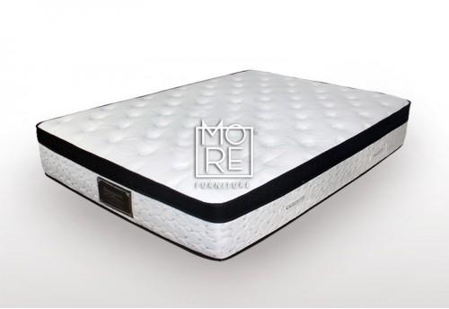 Dulcette Supreme Memory Foam Top Plush Soft Mattress