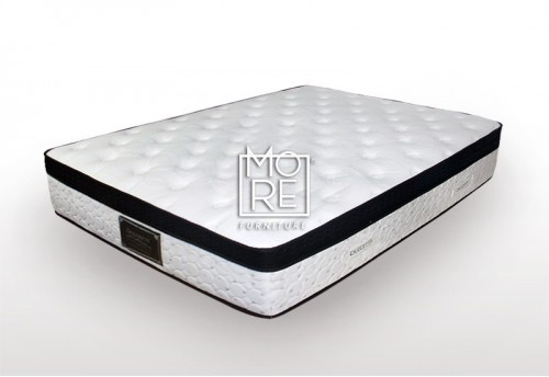 Dulcette Supreme Memory Foam Top Plush Soft Mattress
