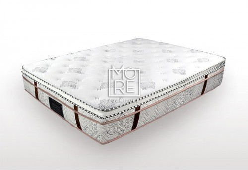 Dulcette Premium Pillow Top Plush Soft Mattress