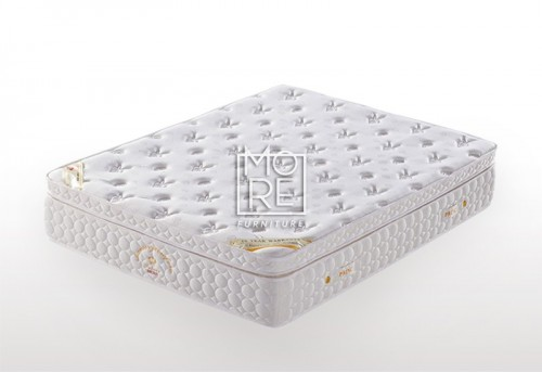Prince SH5800 Memory Foam Top Soft to Medium Mattress