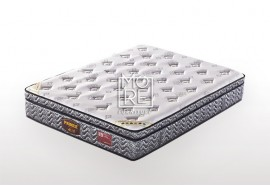 Prince SH6000 Latex&Memory Foam&3D Material Top Firm Mattress