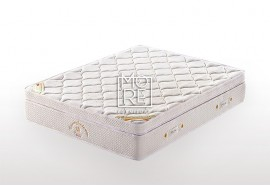 Prince SH6800 Memory Foam Euro Top Soft Mattress