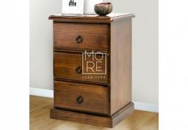 Standard Wooden Bedside Table