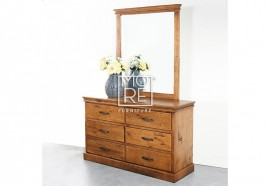 Kipling NZ Pine Dresser with Mirror