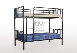 SCF Sydeny Metal Single Bunk White