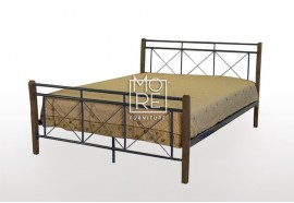 Gold Coast Metal & Timber Bed