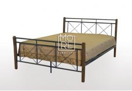 Goldcoast Metal+Timber Bed