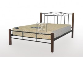Sweet Dream Metal & Timber Bed