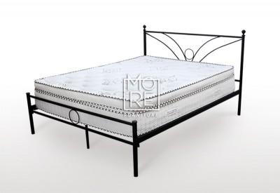 Sunset Metal Bed Frame Black